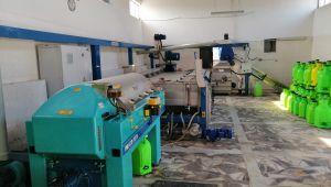 Emiralem Kontinü Zeytinyağı Fabrikası Üreticiye Hizmet Edecek