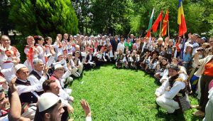 Balkanlılar Halk Dansları Festivali Başlıyor