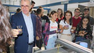 Ege'nin Ziraat Mühendisi Adayları Foça'da Eğitim Aldı