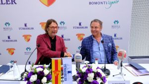 Türkerler Holding İle Göztepe Spor Kulübü Arasında Sponsor Anlaşması İmzalandı