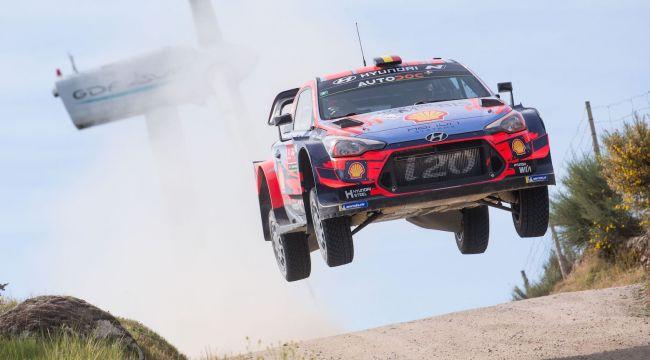 Hyundai, 2019 Yılında 4 Ralliyi Kazandı