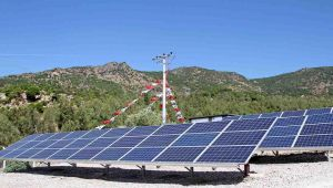 İzmir'de Yeni Bir Güneş Tarlası Projesi
