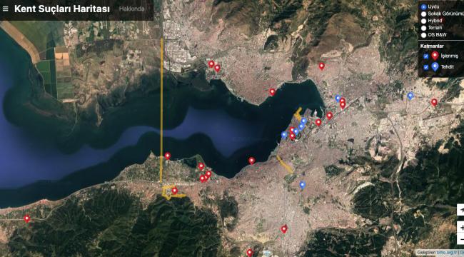İzmir'in Yaşam Alanları Daraldı