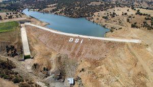 Uşak'a Müjde Dervişli Barajı Tamam