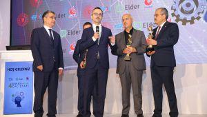 ADM Ve GDZ Elektrik Dağıtım'a Ar-Ge Ödülü