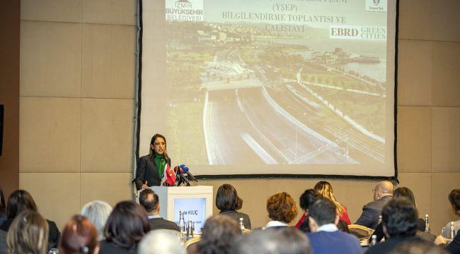 Avrupa İmar ve Kalkınma Bankası İzmir Belediyesine 300 Bin Avro Hibe Verdi