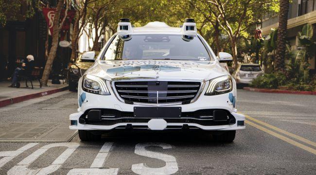 Bosch Ve Mercedes-Benz, Pilot Otonom Araç Çağırma Projesine Başladı