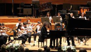 Çocuk Senfoni Orkestrası Büyüyor