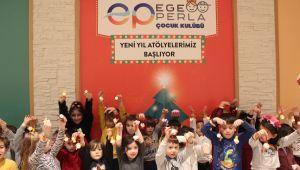 Ege Perla AVM'de Aralık Ayı Boyunca Çocuklara Yönelik Etkinlikler