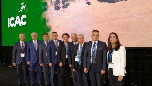 Egeli İhracatçılar Uluslararası Pamuk İstişare Konseyi Toplantısına Katıldı