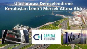 Fitch, Moody's ve CI Ratings İzmir'i Değerlendirme Takvimine Aldı