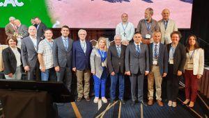 İTB Heyeti Avustralya'da Uluslararası Pamuk İstişare Komitesi Toplantısı'na Katıldı