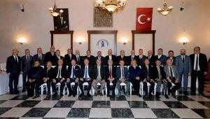 Türkiye'nin Kalkınmasında Ege'ye Lokomotif Rol