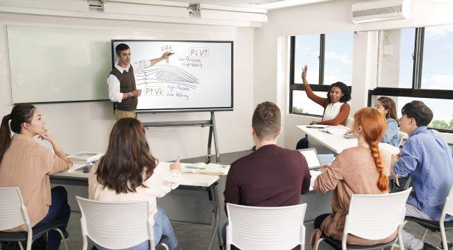 Eğitim ve Sunum Teknolojileri Değişiyor