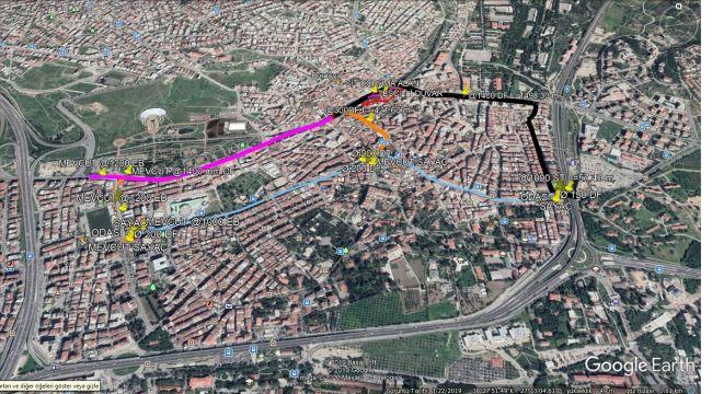 Gördes Barajının Suyu İzmir'e Taşınıyor