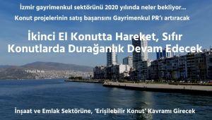 İzmir'de Konut Stokundaki Doygunluk Devam Edecek