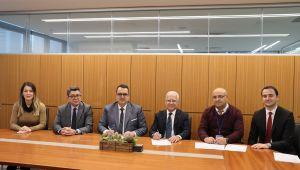 İZTO ve EBSO'dan Model Fabrika İşbirliği