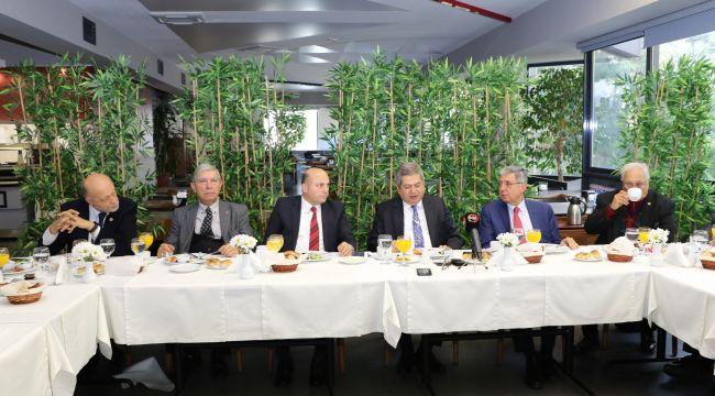 Ege Serbest Bölgesi'nin Hedefi Yüzde 5 Büyümek