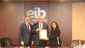 EİB ISO: 9001 Belgesi Aldı
