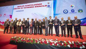 İzmir'de Başarılı Şirketler Ödüllendirildi