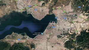 İzmir'de Deniz Seviyesi 80 Metre Yükselecek