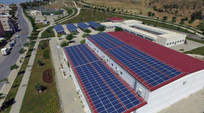 İzmir'de GES Yatırımları Artıyor