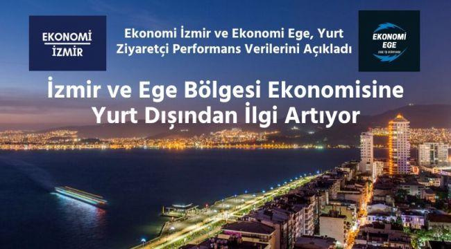 İzmir ve Ege Bölgesi Ekonomisine Yurt Dışından İlgi Artıyor