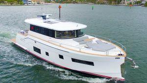 Sirena 58 Coupé 2020 Miami Boat Show'da Büyük İlgi Gördü