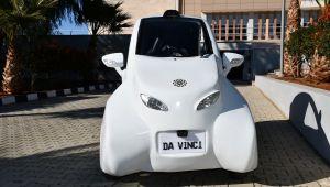 Yüzde Yüz Yerli Üretim Elektrikli Araç Tanıtıldı