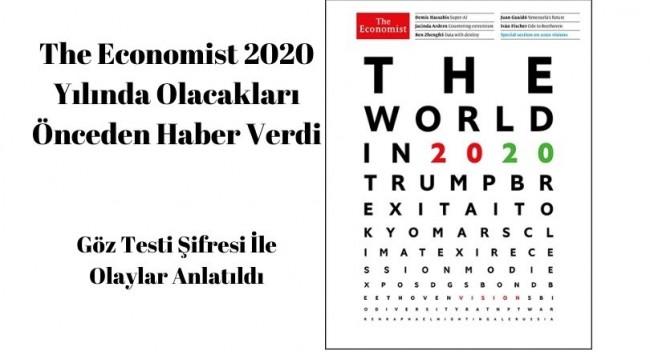 The Economist'in 2020 Yılı Öngörüleri
