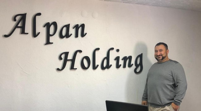Alpan Holding'ten Büyük Bağış