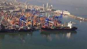 Türk Limanlarında İhracat Başarısı