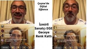 Ünlü Sanatçı EGE'den İzmir'e Müjde