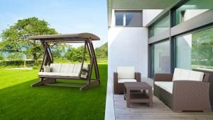 Bahçe Mobilyaları Yazlıkçıların İlgisi Çekiyor