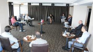 Egeli Sanayicilerden Slovenya Girişimi