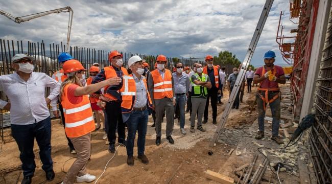 İzmir'de Katı Atıklar Enerji Dönüşecek