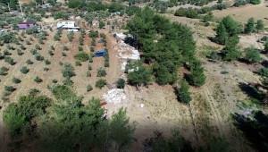 Tarım Arazilerine Yapılan Hobi Bahçeleri Yıkılıyor
