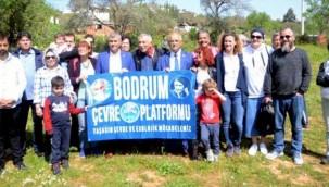 Bodrum'daki RES Yatırımları Tartışma Konusu Oldu