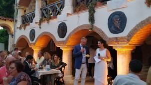 Efes Selçuk Alman Turizmcileri Ağırladı