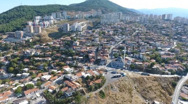 İzmir Narlıdere'nin Kentsel Dönüşümüne Bakanlık Desteği
