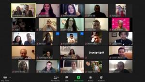 İzmir Rotaract'ta Başkanlık Değişimi