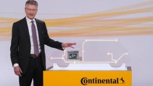 Continental 500 Milyon Euro Tasarruf Hedefliyor