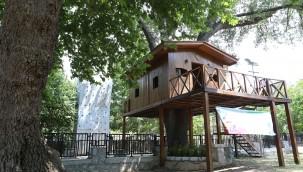 Doğa Tutkunlarına İzmir'de Alternatif Bir Mekan