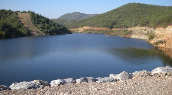 İzmir'de 3 Bin Hektar Arazi Sulanacak