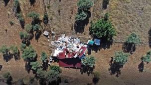 İzmir'de Hobi Bahçeleri Yıkımı