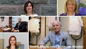 İzmir İş Dünyası Temsilcileri 30 Ağustos'u Kutladı