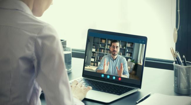 Kişisel Verilerimiz Video Konferansla Açık Hale Geldi