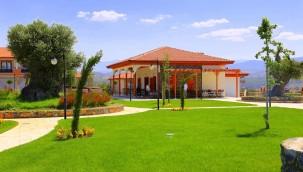 Muğla'nın Yöresel Ürünleri Zeytinpark'ta