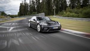 Porsche Panamera'dan Ring Turu Rekoru