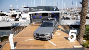 Yeni BMW 5 Serisi Bodrum'da Görücüye Çıktı
